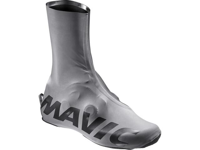 Mavic Cosmic Pro H2O Vision Shoes Cover reflective silver/black